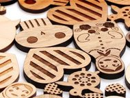 Laser Cutting Wood (Laser Engraving Wood)