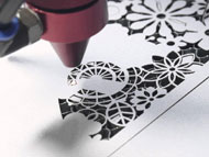 Laser Cutting Paper (Paper Engraving Leather)
